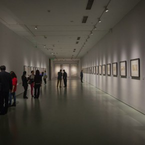 14 The Opening Cerremony of Kai Men 290x290 - Kai Men – Wang Tiande's Solo Exhibition Opened at Today Art Museum