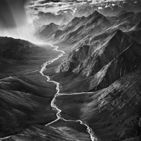 19 © Sebastião Salgado The Eastern Part of the Brooks Range. Arctic National Wildlife Refuge Alaska. USA. 2009 gelatin silver print Courtesy of Peter Fetterman Gallery Amazonas Images 290x290 - Press Conference of Photo Shanghai 2014 Held in Beijing