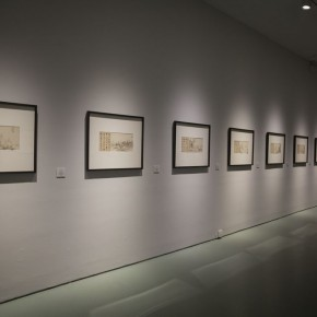 19 Gallery C:Hand Scroll and Album of Paintings 1 290x290 - Kai Men – Wang Tiande's Solo Exhibition Opened at Today Art Museum