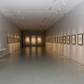 20 Gallery C:Hand Scroll and Album of Paintings 3 290x290 - Kai Men – Wang Tiande's Solo Exhibition Opened at Today Art Museum