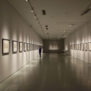 21 Gallery C:Hand Scroll and Album of Paintings 4 290x290 - Kai Men – Wang Tiande's Solo Exhibition Opened at Today Art Museum