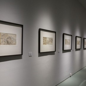 22 Gallery C:Hand Scroll and Album of Paintings 6 290x290 - Kai Men – Wang Tiande's Solo Exhibition Opened at Today Art Museum