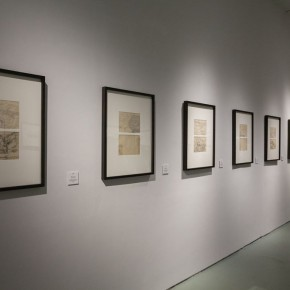 23 Gallery C:Hand Scroll and Album of Paintings 7 290x290 - Kai Men – Wang Tiande's Solo Exhibition Opened at Today Art Museum