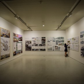 45 Installation View of 2014 Graduate Exhibition of CAFA 290x290 - 2014 Graduate Exhibition of CAFA Unveiled at CAFA Art Museum