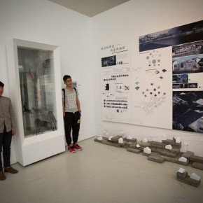 58 Installation View of 2014 Graduate Exhibition of CAFA 290x290 - 2014 Graduate Exhibition of CAFA Unveiled at CAFA Art Museum