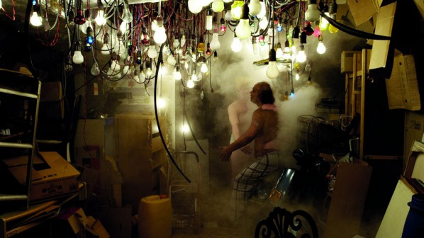 Ho Tzu Nyen's The Cloud Of Unknowing at the Singapore Art Museum's Medium At Large