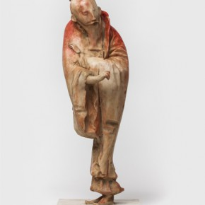 Li Xiangqun Sculpture of Huang Gongwang 2013 61x24x26cm 290x290 - The Image of China – Exhibition of Contemporary Chinese Painting and Sculptures on Display at the National Art Museum of China