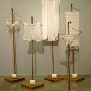 "Wang Lei Hand woven Toilet Paper 290x290 - ""Trigrams - Wang Lei From January 1 To December 31, 2013"" opens at the National Art Museum of China"