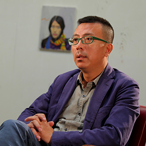 Liu Xiaodong: The Fine Arts Middle School Affiliated to CAFA starts a cognitive foundation for my life