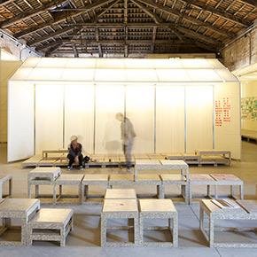 Pavilion of China for the International Architecture Exhibition - La Biennale di Venezia 2014 Inaugurated