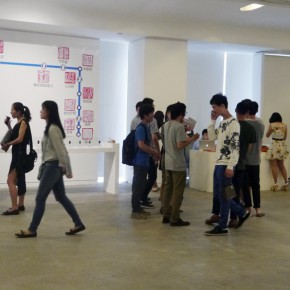 "02 View of the exhibition 290x290 - ""The Rush – Exhibition for Young Artists from CAFA"" Unveiled at Times Art Museum"