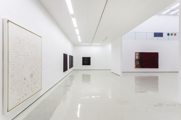 03 Installation View of 2014' The 7th Abstract Exhibition