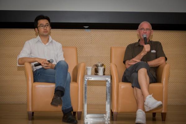 04 Hannes Schmid and Gao Peng