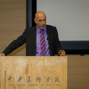"04 Peter Anders Director of the Goethe Institut China 290x290 - ""The Collective Eye"" Symposium Held at CAFA Art Museum"