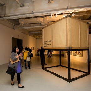 """05 Exhibition View of """"15 Years Chinese Contemporary Art AwardCCAA"""" 290x290 - Talking about Hong Kong Museum Plus and CCAA –  Interview with Lars Nittve"""