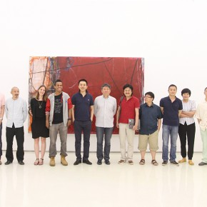 "05 Group Photo of 2014' The 7th Abstract Exhibition 290x290 - PIFO Gallery presents group exhibition ""2014' The 7th Abstract Exhibition"""