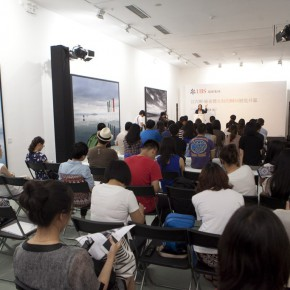 "05 View of the press conference 290x290 - ""Momentous"" – Swiss Photographer Hannes Schmid's Inaugural Exhibition in Asia Debuted at Today Art Museum"