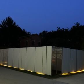 06 Night scene 290x290 - Pavilion of China for the International Architecture Exhibition - La Biennale di Venezia 2014 Inaugurated