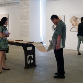 """06 View of the exhibition2 290x290 - """"The Rush – Exhibition for Young Artists from CAFA"""" Unveiled at Times Art Museum"""