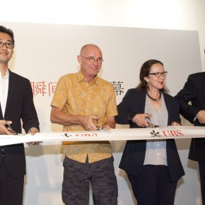 "08 Opening ceremony 290x290 - ""Momentous"" – Swiss Photographer Hannes Schmid's Inaugural Exhibition in Asia Debuted at Today Art Museum"