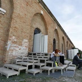 08 The outdoor gallery  290x290 - Pavilion of China for the International Architecture Exhibition - La Biennale di Venezia 2014 Inaugurated