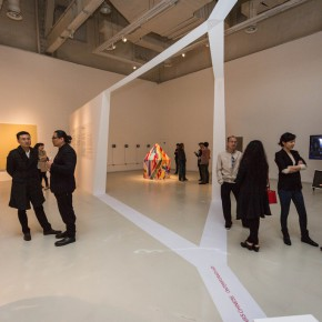 """10 Exhibition View of """"15 Years Chinese Contemporary Art Award(CCAA)"""""""