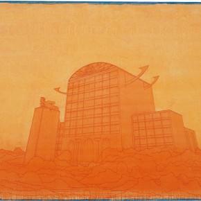 "106 Tang Hui ""The Monument"" No.2 acrylic on canvas 150 x 100 cm 2008 290x290 - Tang Hui"