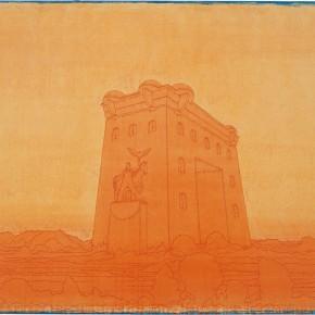 "107 Tang Hui ""The Monument"" No.1 acrylic on canvas 150 x 100 cm 2008 290x290 - Tang Hui"