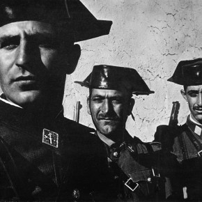 11 Eugene Smith Spanish Soldiers original photo 8 x 10 inch 1951 290x290 - Challenge the Tradition — 20th Century Western Classical and Chinese Contemporary Photography
