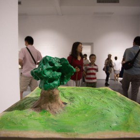 """11 Installation View of Wu Yi's Solo Exhibition """"A Carefree Excursion"""" 290x290 - Wu Yi's Solo Exhibition """"A Carefree Excursion"""" Opened at the Hive Center for Contemporary Art"""