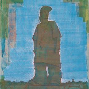 "116 Tang Hui ""Statue of a Hip Hop Man"" acrylic on canvas 120 x 100 cm 2007 290x290 - Tang Hui"