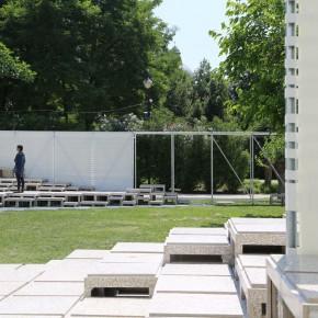 14 Exhibition zone of Virgin Garden 290x290 - Pavilion of China for the International Architecture Exhibition - La Biennale di Venezia 2014 Inaugurated