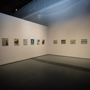 """16 Installation View of Wu Yi's Solo Exhibition """"A Carefree Excursion"""" 290x290 - Wu Yi's Solo Exhibition """"A Carefree Excursion"""" Opened at the Hive Center for Contemporary Art"""