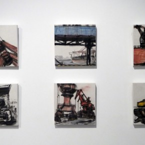 """16 View of the exhibition1 290x290 - """"The Rush – Exhibition for Young Artists from CAFA"""" Unveiled at Times Art Museum"""