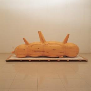 """160 Tang Hui """"Tang Town Project Shanghai Biennial"""" the Body 20022 290x290 - Tang Hui"""