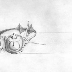"174 Tang Hui Drawing of the design of the ""Tang Town Project – Shanghai Biennial"" 290x290 - Tang Hui"