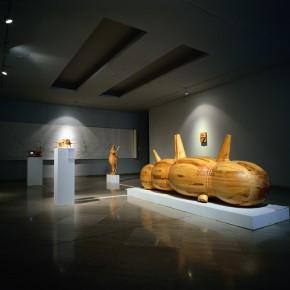 """178 Tang Hui, View of """"Tang Town – Shanghai Biennial"""", digital print, 2002 1"""