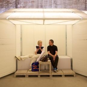 "18 Using architectural components to build a furniture ""Couch"" photo courtesy of Macro Cappelletti 290x290 - Pavilion of China for the International Architecture Exhibition - La Biennale di Venezia 2014 Inaugurated"