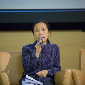 "19 Carol Yinhua Lu spoke at the symposium 290x290 - ""The Collective Eye"" Symposium Held at CAFA Art Museum"