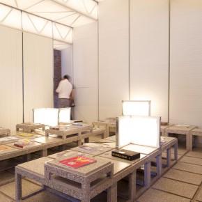 19 Literature gallery photo courtesy of Macro Cappelletti 290x290 - Pavilion of China for the International Architecture Exhibition - La Biennale di Venezia 2014 Inaugurated