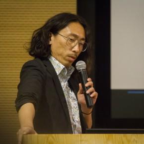 "20 Honk Kong curator Jeff Leung Chin Fung spoke at the symposium 290x290 - ""The Collective Eye"" Symposium Held at CAFA Art Museum"