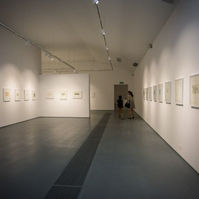 """20 Installation View of Wu Yi's Solo Exhibition """"A Carefree Excursion"""" 290x290 - Wu Yi's Solo Exhibition """"A Carefree Excursion"""" Opened at the Hive Center for Contemporary Art"""