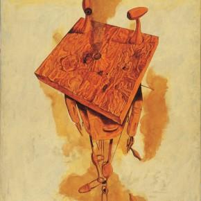 """208 Tang Hui """"Mount Fuji"""" acrylic on canvas 112 x 146 cm 1997 290x290 - Tang Hui"""