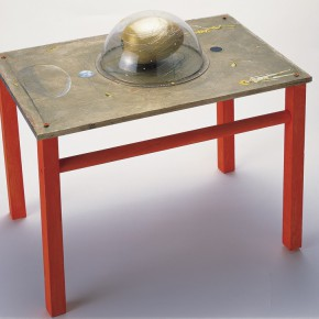 "215 Tang Hui ""Universe of the Man"" installation 1997 290x290 - Tang Hui"