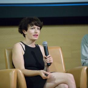 "22 NBDBKP member Barbara.K.Proko spoke at the symposium 290x290 - ""The Collective Eye"" Symposium Held at CAFA Art Museum"