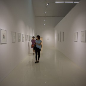"""26 Installation View of Wu Yi's Solo Exhibition """"A Carefree Excursion"""" 290x290 - Wu Yi's Solo Exhibition """"A Carefree Excursion"""" Opened at the Hive Center for Contemporary Art"""