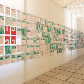 28 100 years' Yi Xiang imagery scape gallery – case cards photo courtesy of Macro Cappelletti  290x290 - Pavilion of China for the International Architecture Exhibition - La Biennale di Venezia 2014 Inaugurated
