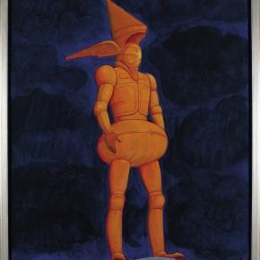 "95 Tang Hui ""Lighthouse"" No.1 acrylic on canvas 30 x 40 cm 2010 290x290 - Tang Hui"