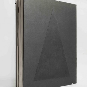 "Cruz Frankoweki The Book of Shapes 2014 Mixed Materials 290x290 - PIFO Gallery presents group exhibition ""2014' The 7th Abstract Exhibition"""