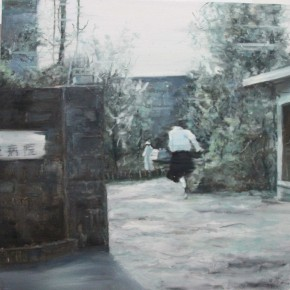 Zhang Wenrong 200X Light 2011 Oil on canvas 100X100cm 290x290 - The Realism of Hallucination: Zhang Wenrong Solo Exhibition to be Exhibited at Today Art Museum
